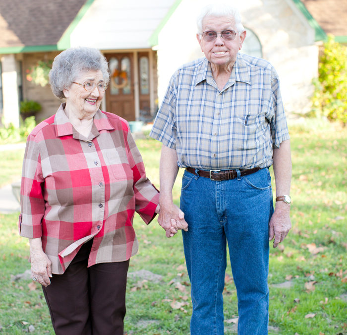 Mamaw and Papaw: Love Session (Warning: May cause your heart to explode!)