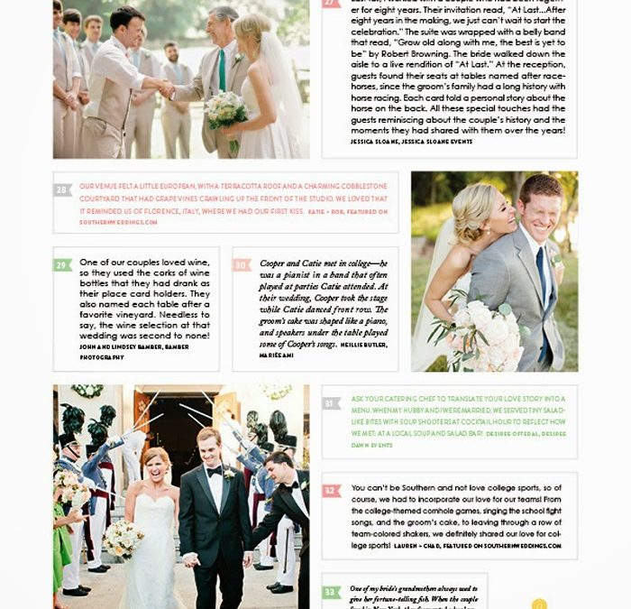 Southern Weddings Magazine | Featured