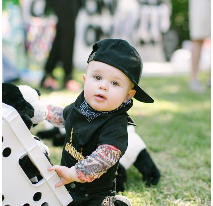 """YOLO! (YOU ONLY LIVE """"ONE""""CE) : Beau Turns One"""